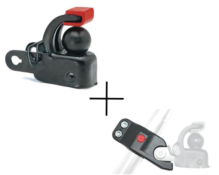 Hebie Anhängerkupplung Modell F1