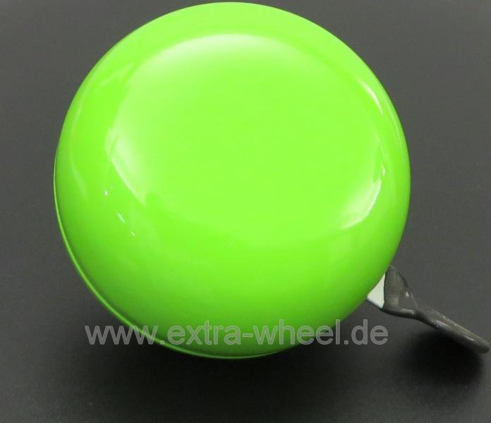 Klingel Ding Dong Glocke 80mm Grün