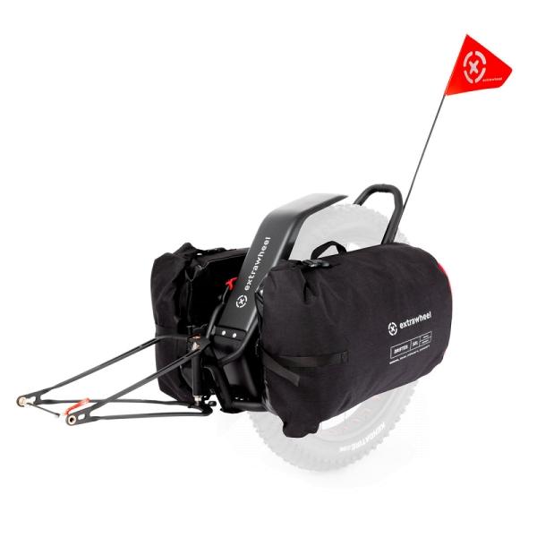 Extrawheel Drifter mit Premium Taschen