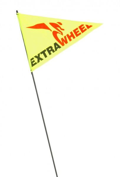 Wimpel für Extrawheel