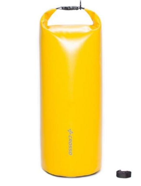 Crosso Seesack Dry BAG 60 Liter gelb