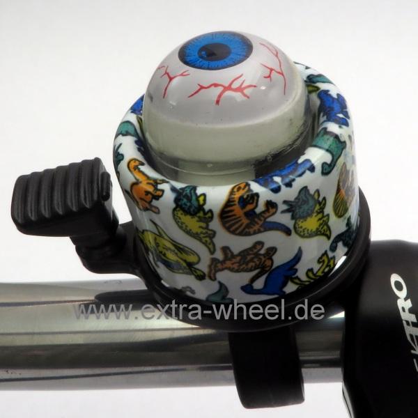 Fahrrad Klingel Kinder Auge