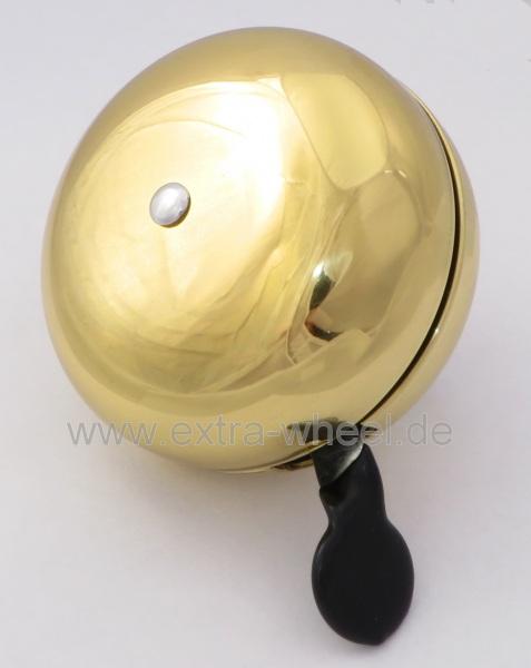 Klingel Ding Dong Glocke 83mm Messing
