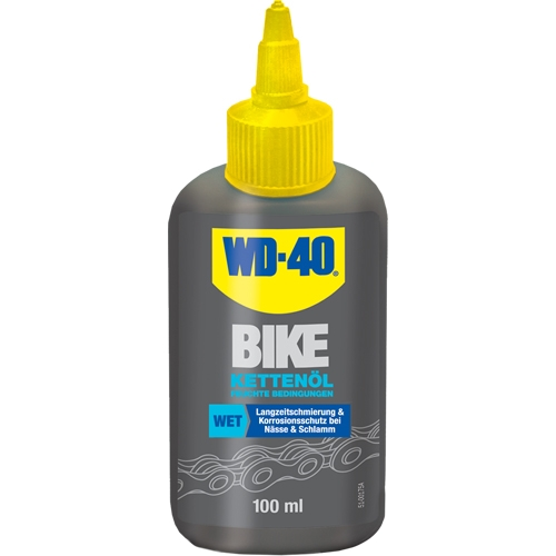 WD-40 Kettenöl Wet BIKE 100 ml