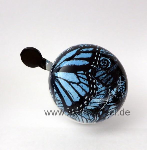 Klingel Ding Dong Glocke 80mm Schmetterling