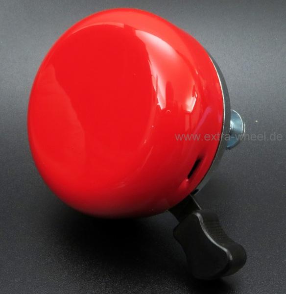 Fahrrad Klingel 54mm Rot