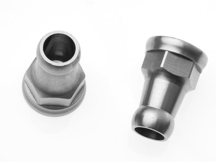 Extrawheel Edelstahl Muttern M12x1