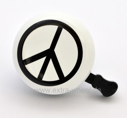 Fahrrad Glocke Klingel 54mm Peace