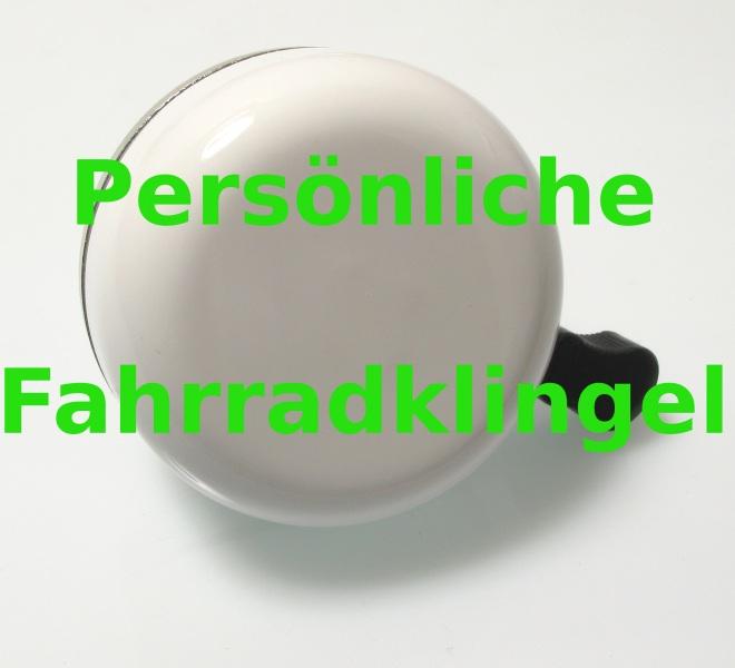 Persönliche - Glocke 54mm