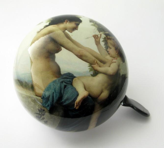 Klingel Ding Dong Glocke 80mm Kunst