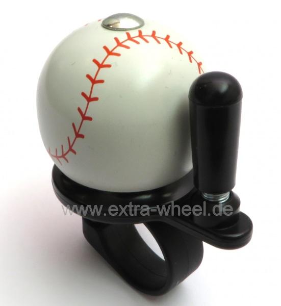 Fahrrad Glocke Klingel Baseball