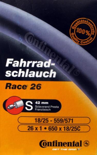 Fahrradschlauch RACE 26