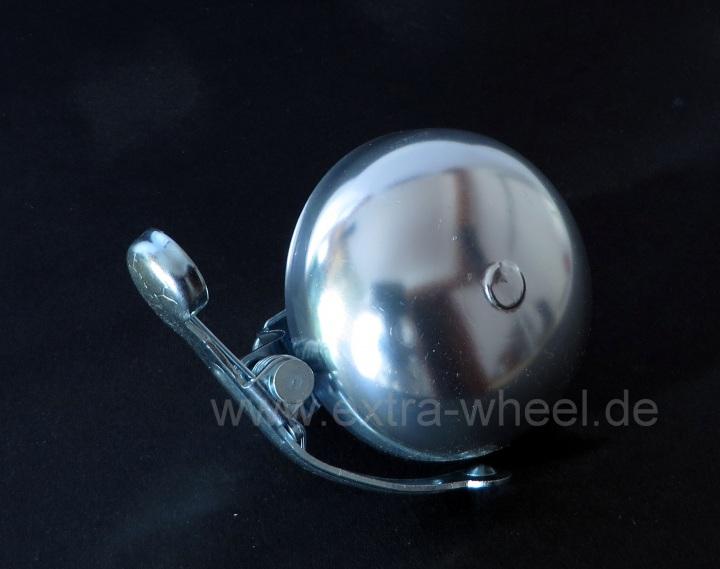 Fahrrad Klingel Classic Silber